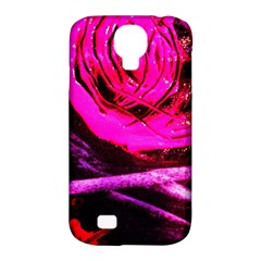 Calligraphy 2 Samsung Galaxy S4 Classic Hardshell Case (pc+silicone)