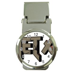 Heavy Metal  Money Clip Watches