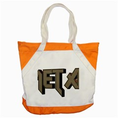 Heavy Metal  Accent Tote Bag