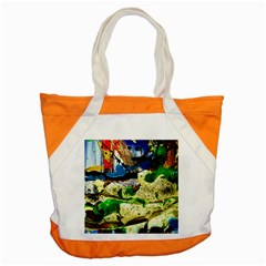 Catalina Island Not So Far 4 Accent Tote Bag