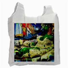 Catalina Island Not So Far 4 Recycle Bag (one Side)