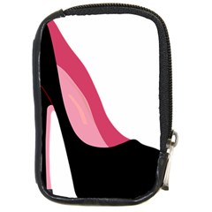 Black Stiletto Heels Compact Camera Cases