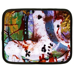 Doves Match 1 Netbook Case (xxl)
