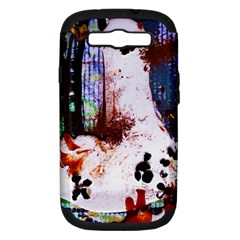 Doves Match 1 Samsung Galaxy S Iii Hardshell Case (pc+silicone)