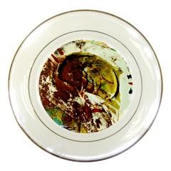 Doves Matchmaking 3 Porcelain Plates by bestdesignintheworld