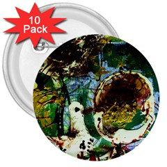 Doves Matchmaking 1 3  Buttons (10 Pack)