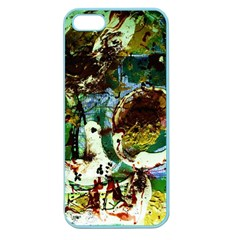 Doves Matchmaking 1 Apple Seamless Iphone 5 Case (color)