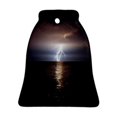 Lightning Bell Ornament (two Sides)