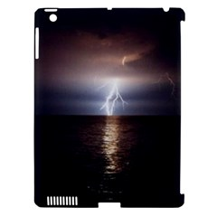 Lightning Apple Ipad 3/4 Hardshell Case (compatible With Smart Cover) by sherylchapmanphotography