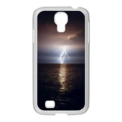 Lightning Samsung Galaxy S4 I9500/ I9505 Case (white)