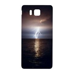 Lightning Samsung Galaxy Alpha Hardshell Back Case