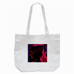 Calligraphy 4 Tote Bag (white)