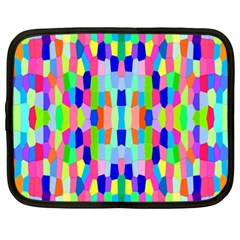 Artwork By Patrick Colorful 35 Netbook Case (xxl)
