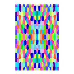Artwork By Patrick Colorful 35 Shower Curtain 48  X 72  (small)