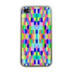 Artwork By Patrick Colorful 35 Apple Iphone 4 Case (clear)
