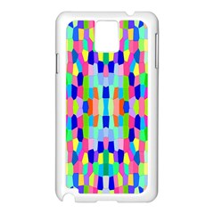 Artwork By Patrick Colorful 35 Samsung Galaxy Note 3 N9005 Case (white)