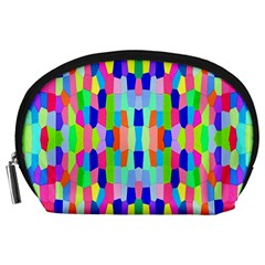 Artwork By Patrick Colorful 35 Accessory Pouches (large)