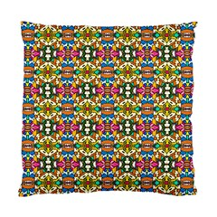 Artwork By Patrick Colorful 36 Standard Cushion Case (one Side)