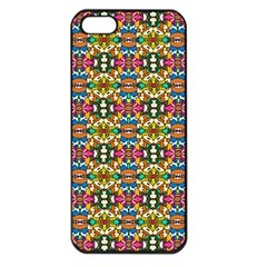 Artwork By Patrick Colorful 36 Apple Iphone 5 Seamless Case (black)
