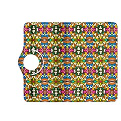 Artwork By Patrick Colorful 36 Kindle Fire Hdx 8 9  Flip 360 Case