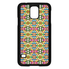 Artwork By Patrick Colorful 36 Samsung Galaxy S5 Case (black)