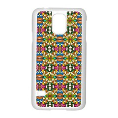 Artwork By Patrick Colorful 36 Samsung Galaxy S5 Case (white)