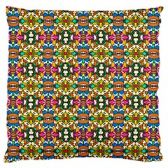 Artwork By Patrick Colorful 36 Standard Flano Cushion Case (two Sides)