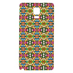 Artwork By Patrick Colorful 36 Galaxy Note 4 Back Case