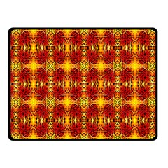 Artwork By Patrick Colorful 37 Fleece Blanket (small)