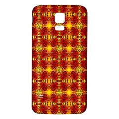 Artwork By Patrick Colorful 37 Samsung Galaxy S5 Back Case (white)