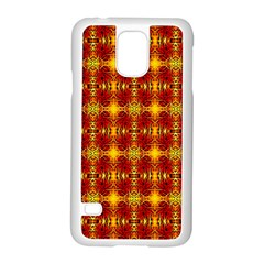 Artwork By Patrick Colorful 37 Samsung Galaxy S5 Case (white)