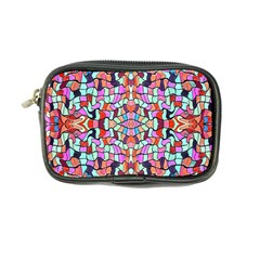 Artwork By Patrick Colorful 38 Coin Purse