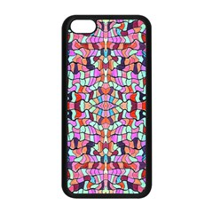 Artwork By Patrick Colorful 38 Apple Iphone 5c Seamless Case (black)
