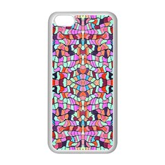 Artwork By Patrick Colorful 38 Apple Iphone 5c Seamless Case (white)