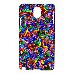 Artwork By Patrick Colorful 39 Samsung Galaxy Note 3 N9005 Hardshell Case