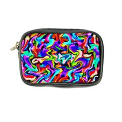 Artwork By Patrick Colorful 40 Coin Purse