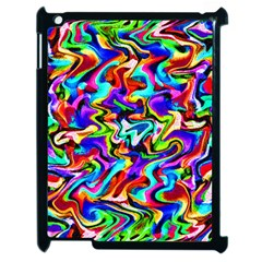 Artwork By Patrick Colorful 40 Apple Ipad 2 Case (black)