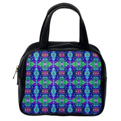 Artwork By Patrick Colorful 41 Classic Handbags (one Side)