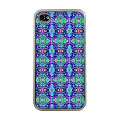 Artwork By Patrick Colorful 41 Apple Iphone 4 Case (clear)