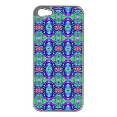 Artwork By Patrick Colorful 41 Apple Iphone 5 Case (silver)