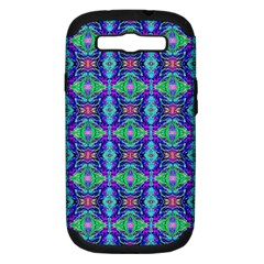 Artwork By Patrick Colorful 41 Samsung Galaxy S Iii Hardshell Case (pc+silicone)