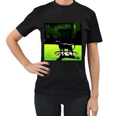 Guard 3 Women s T Shirt (black)