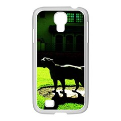 Guard 3 Samsung Galaxy S4 I9500/ I9505 Case (white) by bestdesignintheworld