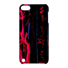 Calligraphy Apple Ipod Touch 5 Hardshell Case With Stand
