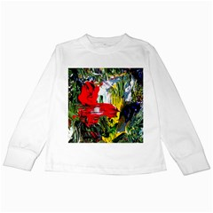 Bow Of Scorpio Before A Butterfly 2 Kids Long Sleeve T Shirts