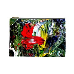 Bow Of Scorpio Before A Butterfly 2 Cosmetic Bag (large)