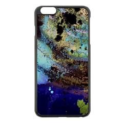 Blue Options 3 Apple Iphone 6 Plus/6s Plus Black Enamel Case