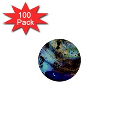 Blue Options 3 1  Mini Buttons (100 Pack)
