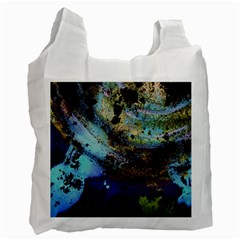Blue Options 3 Recycle Bag (one Side) by bestdesignintheworld