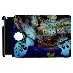 Blue Options 3 Apple Ipad 2 Flip 360 Case by bestdesignintheworld